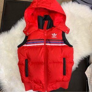 Adidas vest jacket